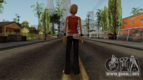Ashley Robbins - The Another Code R para GTA San Andreas tercera pantalla