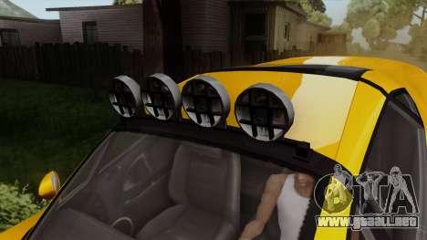 GTA 5 Coil Brawler para la visión correcta GTA San Andreas
