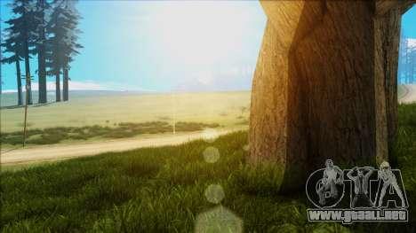 Fantastic ENB para GTA San Andreas quinta pantalla