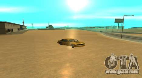PS2 Graphics for Weak PC para GTA San Andreas tercera pantalla
