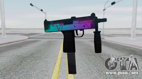 MAC-10 Hotline Miami para GTA San Andreas