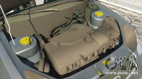 VAZ-2170 Lada Priora para GTA 5