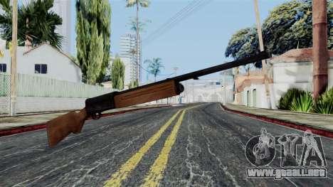 Browning Auto-5 from Battlefield 1942 para GTA San Andreas