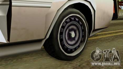 Derby-Clover Beta v1 para GTA San Andreas vista posterior izquierda