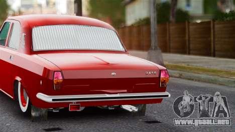 GAZ Volga 2401 tuning para GTA 4 visión correcta