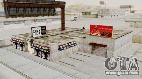 LS Chigasaki Store v3 para GTA San Andreas segunda pantalla