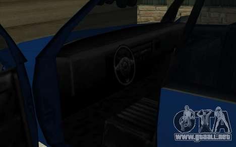 Toyota Crown Majesta Estilo GTA para la visión correcta GTA San Andreas