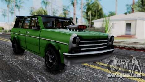 Drag-Perennial para GTA San Andreas