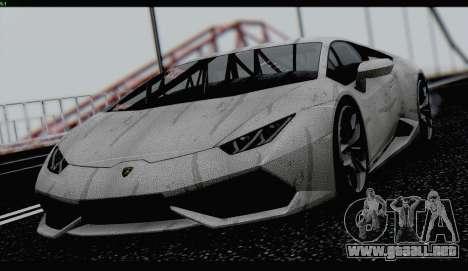 C3pot ENB para GTA San Andreas segunda pantalla