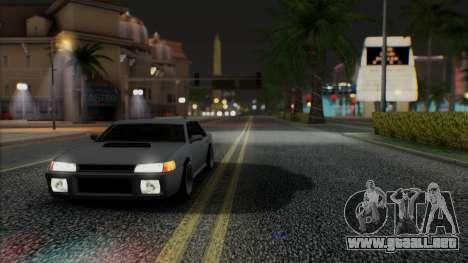 Fantastic ENB para GTA San Andreas novena de pantalla