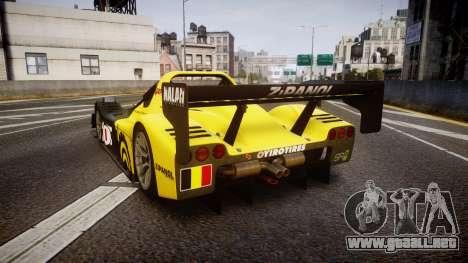 Radical SR8 RX 2011 [1] para GTA 4 Vista posterior izquierda