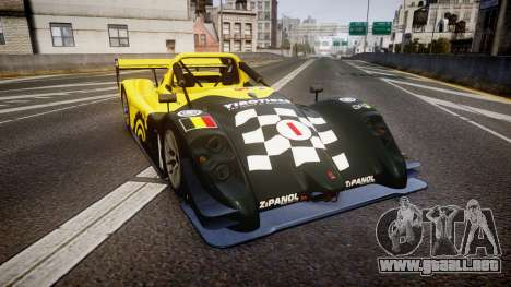 Radical SR8 RX 2011 [1] para GTA 4