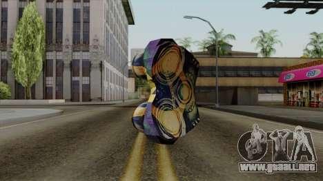 Brasileiro NV Goggles v2 para GTA San Andreas segunda pantalla