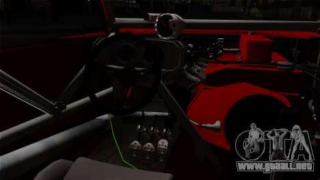 Chevrolet Nova SS para la visión correcta GTA San Andreas