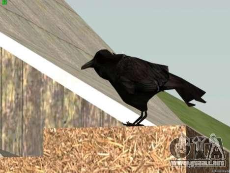 Los cuervos para GTA San Andreas