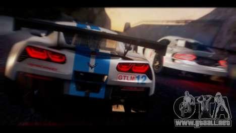 Project Reborn ENB Series para GTA San Andreas tercera pantalla
