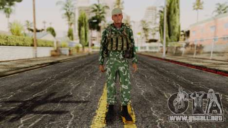 VDV scout para GTA San Andreas segunda pantalla