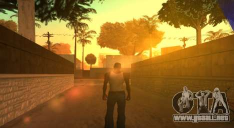 PS2 Graphics for Weak PC para GTA San Andreas segunda pantalla