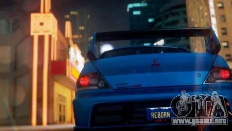 Project Reborn ENB Series para GTA San Andreas sexta pantalla