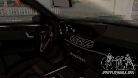 Brabus B900 para la visión correcta GTA San Andreas