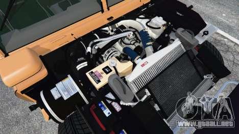 Hummer H1 para GTA 5