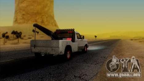 Fantastic ENB para GTA San Andreas octavo de pantalla