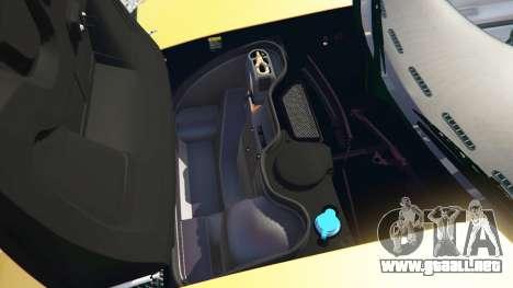 GTA 5 Ford GT 2005 v1.1 vista lateral derecha