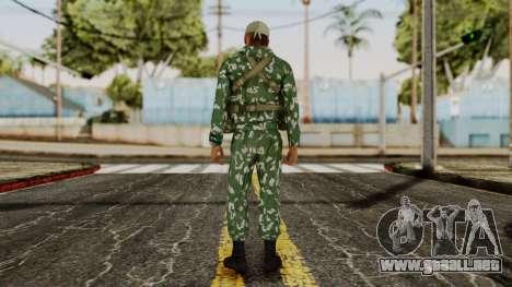 VDV scout para GTA San Andreas tercera pantalla