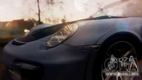 Project Reborn ENB Series para GTA San Andreas quinta pantalla