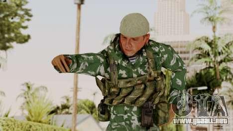 VDV scout para GTA San Andreas