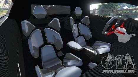 Lamborghini Sesto Elemento v0.5 para GTA 5