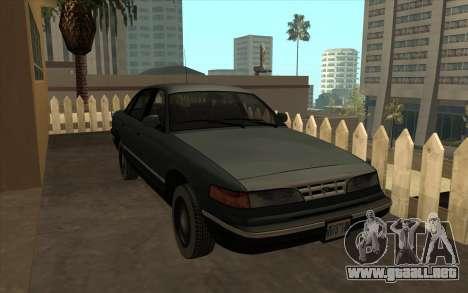 Ford Crown Victoria 1995 SA de Estilo para GTA San Andreas