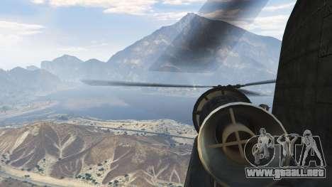 GTA 5 MH-47G Chinook noveno captura de pantalla