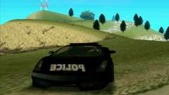 Federal Police Lamborghini Gallardo