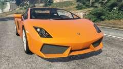 Lamborghini Gallardo LP560-4 para GTA 5