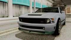 GTA 5 Vapid Dominator SA Style