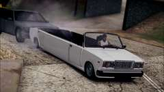 VAZ 2107 limusina