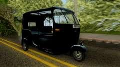 Indian Auto Rickshaw Tuk-Tuk para GTA San Andreas