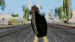 US Grenade from Battlefield 1942 para GTA San Andreas