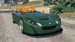 Lotus 2-Eleven 2009 v0.5 para GTA 5