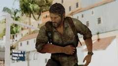 Joel - The Last Of Us para GTA San Andreas