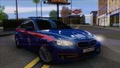 BMW 520 Comité de Investigación