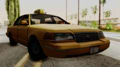 Ford Crown Victoria LP v2 Taxi