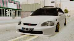Honda Civic Sedan para GTA San Andreas