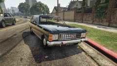 Chevrolet Caravan 1975 2.0 para GTA 5