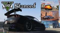 Suspensión de aire v1.0 para GTA 5
