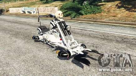 Motojet Hexer para GTA 5