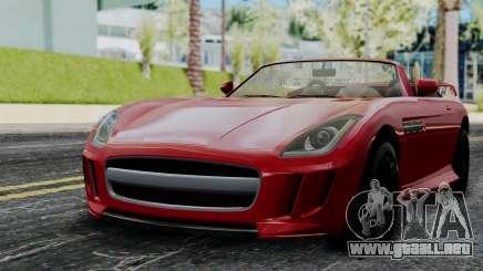 GTA 5 Benefactor Surano v2 IVF para GTA San Andreas