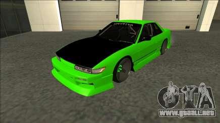 Nissan Silvia S13 Drift Monster Energy para GTA San Andreas
