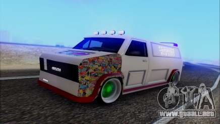 Burrito So Low para GTA San Andreas